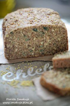 Chleb na sodzie z kaszą jaglaną i pestkami dyni