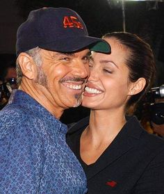 Billy Bob Thornton and Angelina Jolie ♛ by Iwantyou & Enterparfums ♛ We ♥♥♥♥ Thank-s Fortune-s.