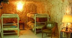 Radeka Downunder Underground Mine Hostel, Australia