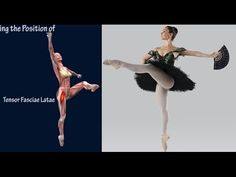 Attitude Devant/Front Attitude Ballet Dance | EasyFlexibility.com #startstretching #muscle #easyflexibility