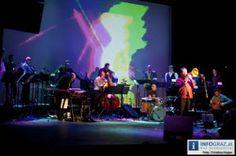 Jazz Bigband Graz im Orpheum - 4.11.2012