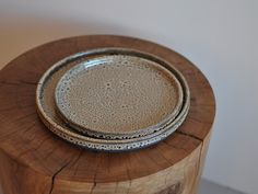 Plate L (brown) - Adam Silverman