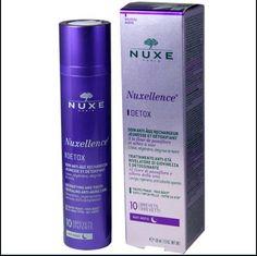 Nuxe Nuxellence Detox  Rechargeons nous!   Son odeur, sa texture, son packaging : J'adore!