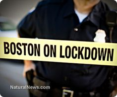 Latest breaking news on Boston marathon bombing cover-up: Boston under militarized martial law