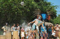 #LiveXcalacoco Spring Equinox at Sandos Caracol!