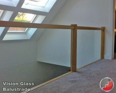 Vision Glass Balustrade no Brackets