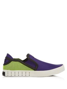 Y-3 Laver Slip-On Trainers. #y-3 #shoes #sneakers