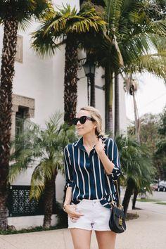 5 Ways To Style Denim Cut-Offs This Season