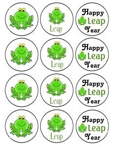 Cupcake toppers/labels. Free Download!