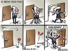 El nuevo viejo PSOE