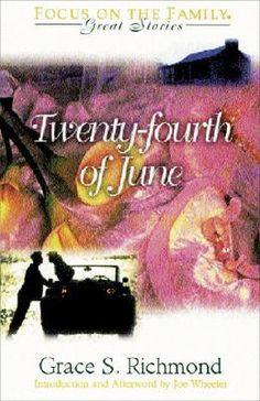 Four stars. Read in June