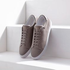 Article Code: Suede/PuLinning: Textile/CambrelleOutsole: - Vulcanized Rubber sole Available in Graphite, Navy & BeigeUS</td Vulcanized Rubber, Graphite, Branding Design, December, Louis Vuitton, Footwear, Lifestyle, Sneakers, Accessories