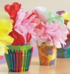 Fun Flowerpots for spring crafts Discount School Supply, Free Activities, Spring Crafts, School Supplies, Spring Time, Teaching Resources, Flower Pots, Homeschool, Classroom