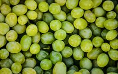 Green Grapes Nutrition Facts