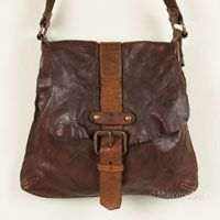 75b85ed225f0 Small Distressed Leather Crossbody Bag