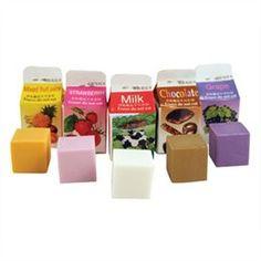 Scented Carton Erasers