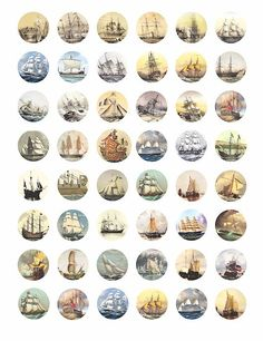 Hey, I found this really awesome Etsy listing at https://www.etsy.com/listing/103769167/sea-adventures-sailing-ships-boat-ship