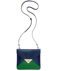 SR Squared by Sondra Roberts Handbag, Envelope Crossbody - Crossbody & Messenger Bags - Handbags & Accessories - Macys $50