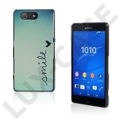 Persson Sony Xperia Z3 Compact Skal - Leende & Hjärta