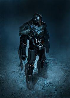 LMS : gabriel heavy armor by Asahisuperdry.deviantart.com on @deviantART