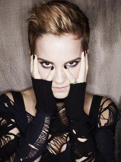 Emma Watson by Mariano Vivanco Photoshoot 2010