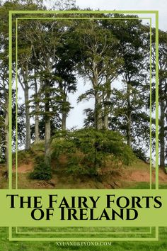 The fairy forts of Ireland have existed for millennia and have long held the imagination of folks world-wide – the Irish themselves are not exempt from the magic of fairies. In fact many would say that fairies were born in Ireland. Rumours and legends surround these mystical magical places in Ireland and even today, fairy forts in Ireland that are under siege from development and developers have a story to tell. #Ireland #fairy #fairiesofireland #fairystories #Irishfairies #findingfairies