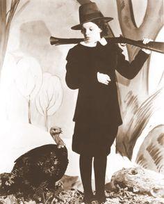 Judy Garland - Vintage Thanksgiving. #Anthropologie #PinToWin