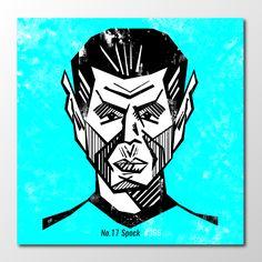 Day 17 of #project366 an #illustration a day. - Spock.  #drawing #drawings #illustrator #art #creative #creativity #mixedmedia #mashup #newart #design #designer #graphicdesign #graphics #sketch #sketchbook #portrait #spock #startrek