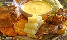 Piqueo criollo limeño (Para 4 personas) - Segundo - Comida Peruana - Receta en espanol. Peruvian food