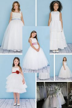 Shopping for a dress for the flower girl? We offer dresses for an unforgettable entrance! Buy the perfect flower girl dress from Catan Fashions for standout look! Wedding Venue Inspiration, Wedding Ideas, Wedding Planning, Wedding Ceremony, Wedding Venues, Bright Wedding Colors, Bride Groom Dress, Space Wedding, Bridal Salon