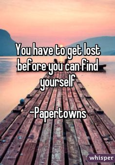 """Papertowns"" Margo Roth Spiegelman. A movie that really makes you think about how to make the most of yourself. A story of finding yourself and things you need to do so you can find ""You"". The adaptation of #PaperTowns #JohnGreen."