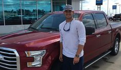Congratulations and Best Wishes David on the purchase of your 2015 FORD F-150!  We sincerely appreciate your business, Orr Chevrolet and DEWAYNE ATTAWAY.