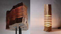 Minimalistické+dřevěné+lampy+rozzáří+interiér