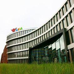 #AIDA #AIDACruises #Kreuzfahrt #Office #Zentrale #Headquarter #Rostock #Kreuzfahrtberater #headoffice #reise #cruise