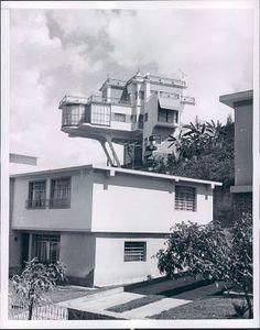 Casa en el aire, 1950s