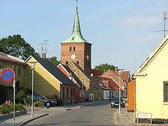 Rødby - vue mod centrum.JPG