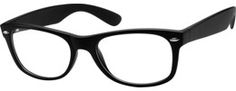Retro Square Eyeglasses