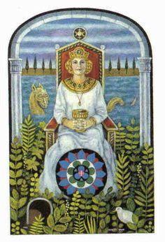 Jung tarot 03 - The Empress