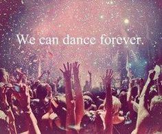 No I can't - I can dance until I've had too much jager