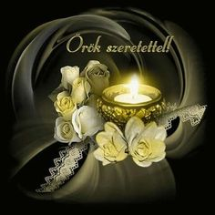 Ági évfordulojára! Grief, Tea Lights, Candles, Happy, Flower, Profile Pics, Crosses, Tea Light Candles, Candy