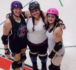 Stoddard County girls join Cape Roller Derby Smackdown V Proceeds benefit Hope Children's Home