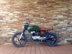 honda cb 250 scrambler cafe racer - à venda - Motos & Scooters, Braga - CustoJusto.pt