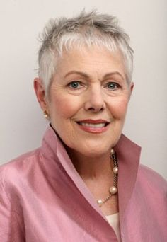 Brave talented woman; she will be missed; died at 67 after a very long battle with breast cancer.