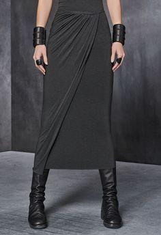 Urban Zen Draped Skirt