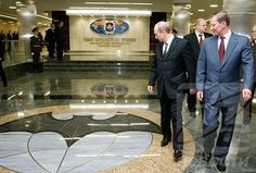 """""""Russian Military Intelligence Agency's emblem is the Batman."""" I didn't know Bruce Wayne had ties to the Motherland."""