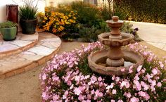 Mediterranean Landscape Design Pictures Remodel Decor And