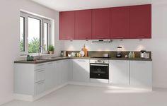Matis : la cuisine en L qui optimise l'espace à moins de 499 euros.