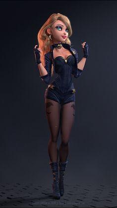 Black Canary.