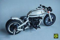 Harley-Davidson LEGO® vehicle