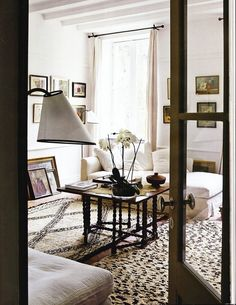 20 Beautiful Rooms with Beni Ourain Rugs   Apartment Therapy